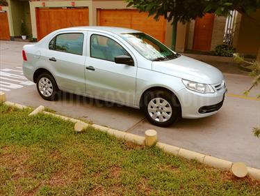 Foto Volkswagen Gol 1.6L Estilo  usado (2012) color Gris Plata  precio u$s9,000