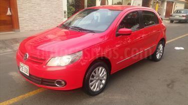 Foto Volkswagen Gol 1.6L Estilo  usado (2010) color Rojo precio u$s6,800
