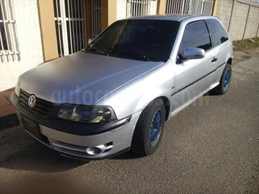 Foto venta carro usado Volkswagen Gol 3 Ptas. Basic (2002) color Plata precio u$s1.500
