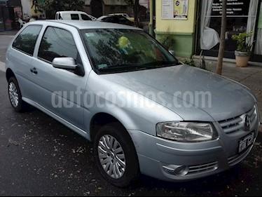 Foto venta Auto Usado Volkswagen Gol 3P 1.4 Power Full (2011) color Gris Plata  precio $150.000