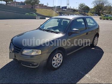 Foto venta Auto Usado Volkswagen Gol 3P 1.4 Power (2013) color Gris Oscuro precio $180.000