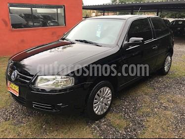 Foto venta Auto Usado Volkswagen Gol 3P 1.4 Power (2012) color Negro precio $175.000