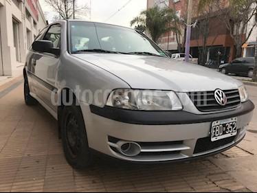 Foto venta Auto usado Volkswagen Gol 3P 1.6 CL (2005) color Gris Claro precio $119.000