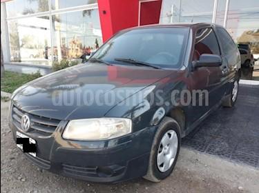 Foto venta Auto Usado Volkswagen Gol 3P 1.6 CL (2010) color Gris Oscuro precio $111.111