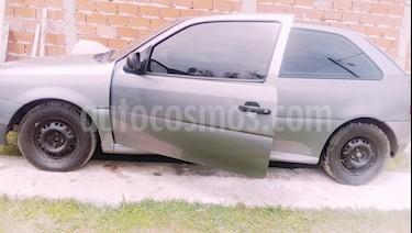 Foto venta Auto Usado Volkswagen Gol 3P 1.6 CL (2006) color Gris precio $90.000