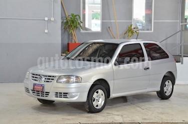 Foto venta Auto Usado Volkswagen Gol 3P 1.6 Comfortline (2010) color Gris Claro precio $130.000