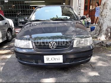 Foto venta Auto Usado Volkswagen Gol 3P 1.6 GL Ac (2005) color Gris Carbono precio $98.000