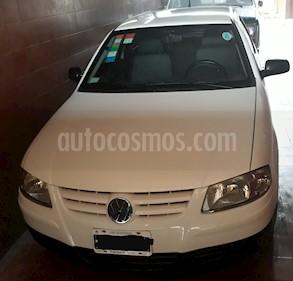 foto Volkswagen Gol 3P 1.6 GL Ac usado (2008) color Blanco precio $140.000