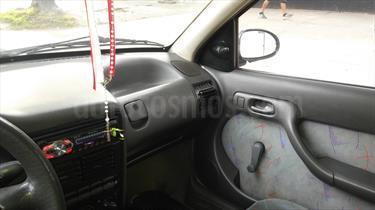 Foto venta Auto usado Volkswagen Gol 3P 1.6 GLD (1996) color Gris Plata  precio $76.000