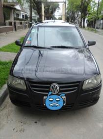 Foto venta Auto usado Volkswagen Gol 3P 1.6 Power Dh (2008) color Negro Noche precio $95.000