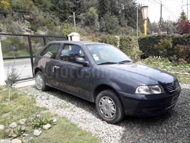 Foto venta Auto Usado Volkswagen Gol 3P 1.6 Power Dh (2005) color Gris precio $120.000