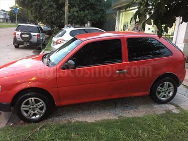 Foto venta Auto usado Volkswagen Gol 3P 1.6 Power Full (2008) color Rojo Flash precio $110.000