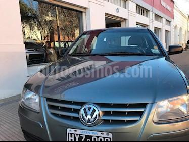 Foto venta Auto usado Volkswagen Gol 3P 1.6 Power Plus (2009) color Gris Oscuro precio $133.000