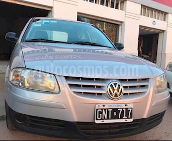 Foto venta Auto usado Volkswagen Gol 3P 1.6 Power Plus (2007) color Gris Claro precio $115.000