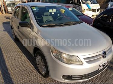 Foto venta Auto Usado Volkswagen Gol 3P 1.6 Power Plus (2009) color Gris Claro precio $155.000
