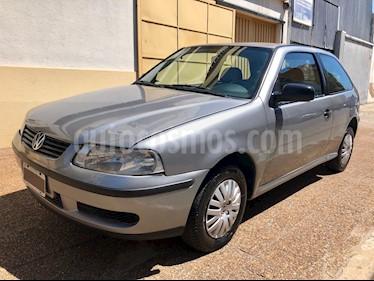 Foto venta Auto Usado Volkswagen Gol 3P 1.6 Power Plus (2004) color Gris precio $119.000