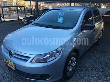 Foto venta Auto Usado Volkswagen Gol 3P 1.6 Power Plus (2012) color Gris Claro precio $190.000
