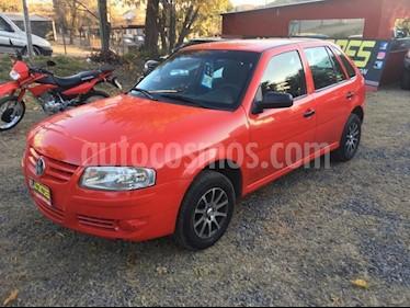 Foto venta Auto Usado Volkswagen Gol 3P 1.6 Power Plus (2011) color Rojo precio $160.000