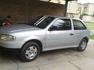 Foto venta Auto Usado Volkswagen Gol 3P 1.6 Power (2008) color Gris Plata  precio $100.000