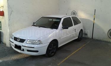 Foto venta Auto Usado Volkswagen Gol 3P 1.6 Power (2004) color Blanco precio $87.000