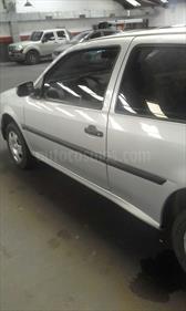 Foto venta Auto Usado Volkswagen Gol 3P 1.6 Power (2010) color Gris Plata  precio $125.000