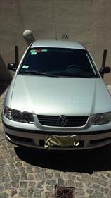 Foto venta Auto Usado Volkswagen Gol 3P 1.6 Power (2004) color Gris Plata  precio $95.000