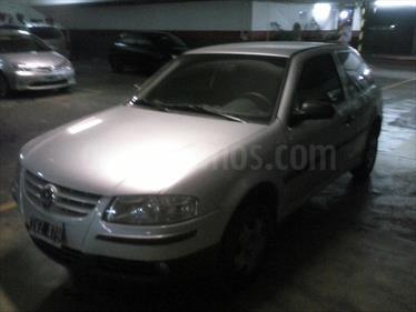 Foto venta Auto Usado Volkswagen Gol 3P 1.6 Power (2010) color Aluminio precio $125.000