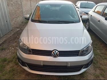 Foto venta Auto Usado Volkswagen Gol 3P 1.6 Power (2018) color Gris Oscuro precio $470.000