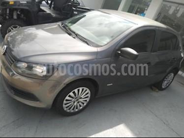 Foto venta Auto Usado Volkswagen Gol 3P 1.6 Power (2013) color Gris Oscuro precio $195.000