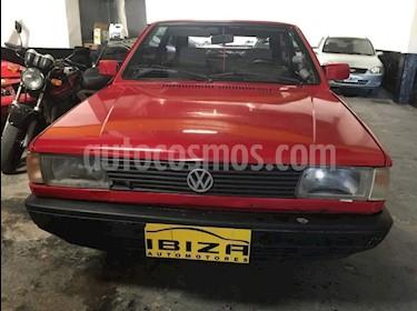 Foto venta Auto Usado Volkswagen Gol 3P 1.8 Plus (1995) color Rojo precio $75.000