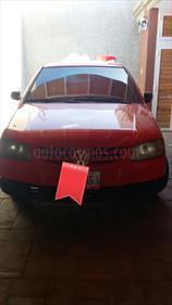 Foto venta carro usado Volkswagen Gol 5 Ptas. Basic (2007) color Rojo Vivo precio u$s2.500