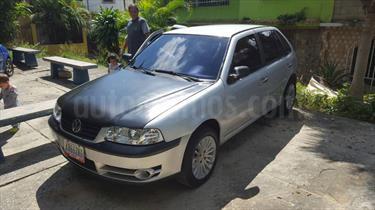 Foto venta carro usado Volkswagen Gol 5 Ptas. Comfort (2005) color Plata precio u$s1.700