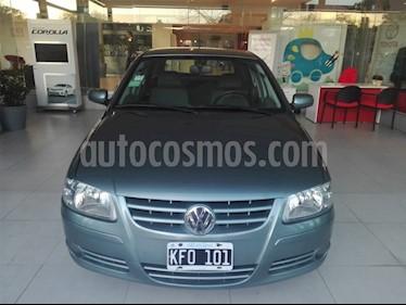 Foto venta Auto Usado Volkswagen Gol 5P 1.4 Power (2011) color Verde Agua precio $160.000
