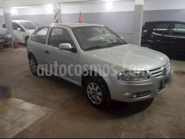 Foto venta Auto usado Volkswagen Gol 5P 1.4 Power (2014) color Gris Claro precio $169.000