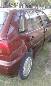 Foto venta Auto usado Volkswagen Gol 5P 1.6 GL Mi Full (1998) color Marron precio $67.000