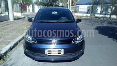 Foto venta Auto Usado Volkswagen Gol 5P 1.6 GL Mi (2016) color Azul precio $349.000