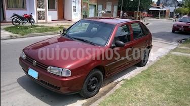 Foto venta Auto usado Volkswagen Gol 5P 1.6 GL Mi (1998) color Bordo precio $82.000