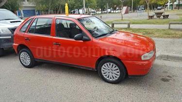 Foto venta Auto Usado Volkswagen Gol 5P 1.6 GLD (1998) color Rojo precio $35.000