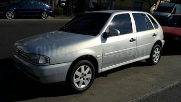 Foto venta Auto Usado Volkswagen Gol 5P 1.6 GLD (1999) color Gris precio $79.900