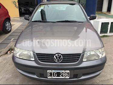 Foto venta Auto Usado Volkswagen Gol 5P 1.6 Power Full (2004) color Gris Claro precio $110.000