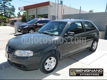 Foto venta Auto Usado Volkswagen Gol 5P 1.6 Power Full (2006) color Gris Oscuro precio $129.000