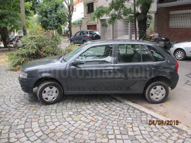 Foto venta Auto Usado Volkswagen Gol 5P 1.6 Power (2010) color Gris Urano precio $132.000