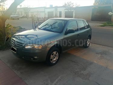 Foto venta Auto Usado Volkswagen Gol 5P 1.6 Power (2010) color Aguamarina precio $120.000