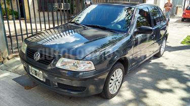 Foto venta Auto Usado Volkswagen Gol 5P 1.6 Power (2004) color Gris Urano precio $115.000