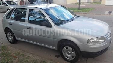 Foto venta Auto Usado Volkswagen Gol 5P 1.6 Power (2006) color Gris precio $85.000