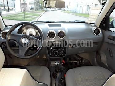 Foto venta Auto usado Volkswagen Gol 5P 1.6 Power (2009) color Gris precio $145.000