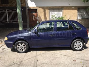 Foto venta Auto Usado Volkswagen Gol 5P 1.8 Mi Dublin Full (1998) color Azul precio $80.000