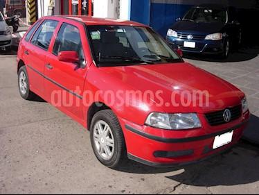 Foto venta Auto Usado Volkswagen Gol 5P 1.9 SD Comfortline Plus (2000) color Rojo precio $88.000