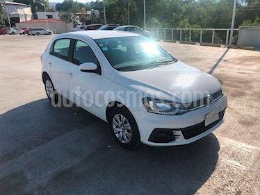 Foto venta Auto Seminuevo Volkswagen Gol CL Seguridad (2018) color Blanco Candy precio $173,000