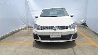 Foto venta Auto Seminuevo Volkswagen Gol CL (2018) color Blanco precio $175,000